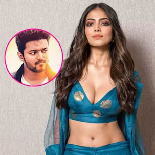 Thalapathy Vijay's Master co-star Malavika Mohanan's birthday wish for him is taking Internet by storm - watch video