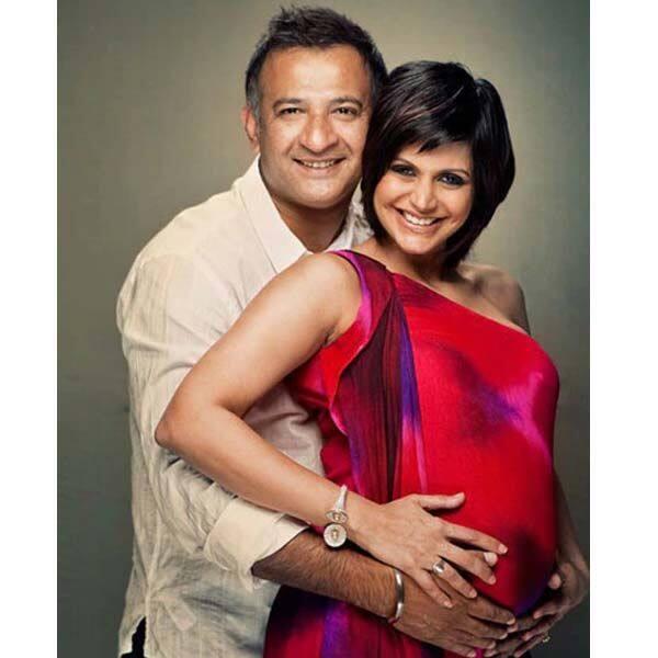 शादी के 12 साल बाद मां बनी थीं मंदिरा बेदी (Mandira Bedi)