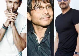 बॉलीवुड को बचाने के लिए Hrithik Roshan और Ajay Devgn के आगे गिड़गिड़ाए KRK, इन सितारों को ट्वीट कर मांगी भीख