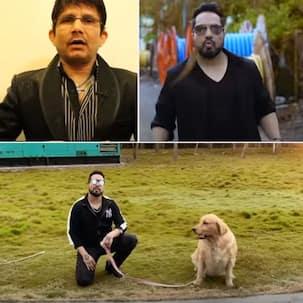 Mika singh ने धमकी मिलते ही रिलीज किया 'केआरके कुत्ता' सॉन्ग, वीडियो ने लगाई Kamaal R Khan के तन बदन में आग