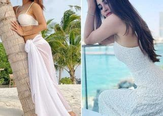 5 times Brahmastra actress Mouni Roy sizzled in white and left us gasping for breath – view pics