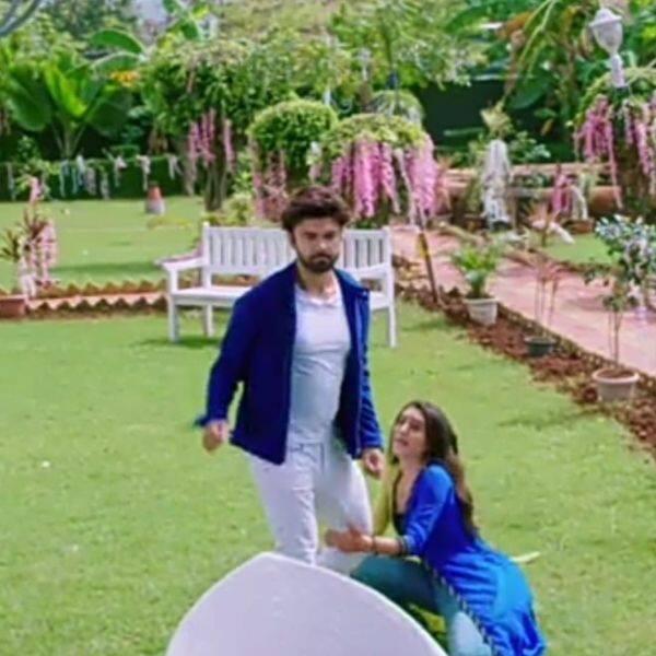 आरव (Avinash Mukherjee) के पैरों में गिरकर माफी मांगेगी रीमा (Tanya Sharma)