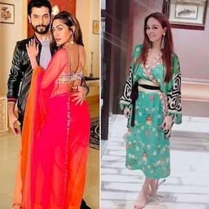 Naagin 5 स्टार Sharad Malhotra की पत्नी Ripci Bhatia ने हद पार कर रहे SharBhi फैन को सिखाया सबक
