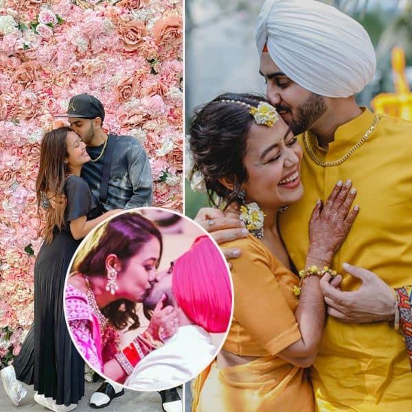 रोहनप्रीत सिंह (Rohanpreet Singh) पर जान छिड़कती हैं नेहा कक्कड़ (Neha Kakkar)