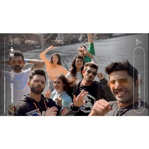 सना मकबूल (Sana Makbul) की पार्टी में दिखे ये सितारे