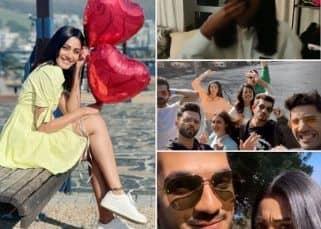 Khatron Ke Khiladi 11: Sana Makbul celebrates her birthday with her co-contestants in Cape Town; reveals her age to Arjun Bijlani – view pics