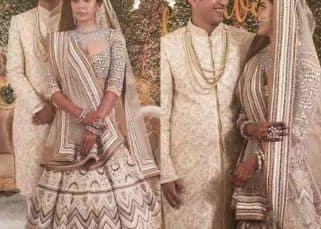Divya Drishti actress Sana Sayyad gets married to Imaad Shamsi; co-stars Adhvik Mahajan, Nyra Bannerjee attend the ceremony – view pics