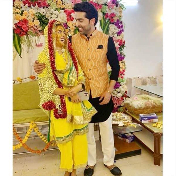 Divya and Rakshit