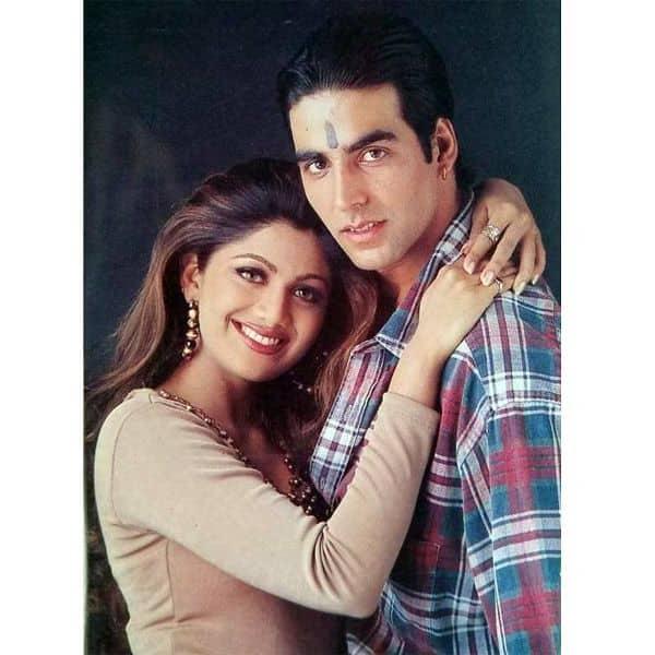 अक्षय कुमार-शिल्पा शेट्टी (Akshay Kumar and Shilpa Shetty)