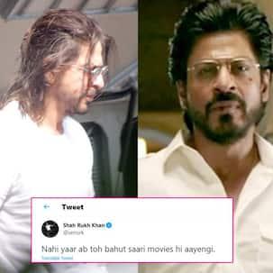 Pathan के साथ ताबड़तोड़ फिल्में रिलीज करेंगे Shah Rukh Khan, #AskSRK में किंग खान के जवाब ने बढ़ाया फैंस का एक्साइटमेंट