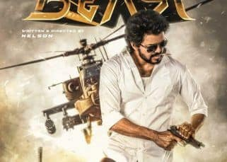 BEAST second look: Thalapathy Vijay treats his fans with an intriguing poster on his birthday