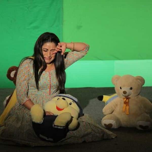 देवयानी बनी पाखी (Aishwarya Sharma) की आखों में झलकेगा दर्द