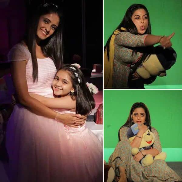 देवयानी-हरिणी का किरदार निभाएंगी सई (Ayesha Singh)- पाखी (Aishwarya Sharma)