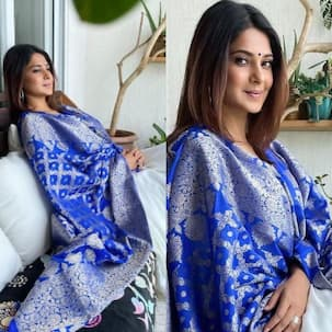 Jennifer Winget's desi avatar complete with a bindi is a reminder of her Bepannaah beauty - view pics