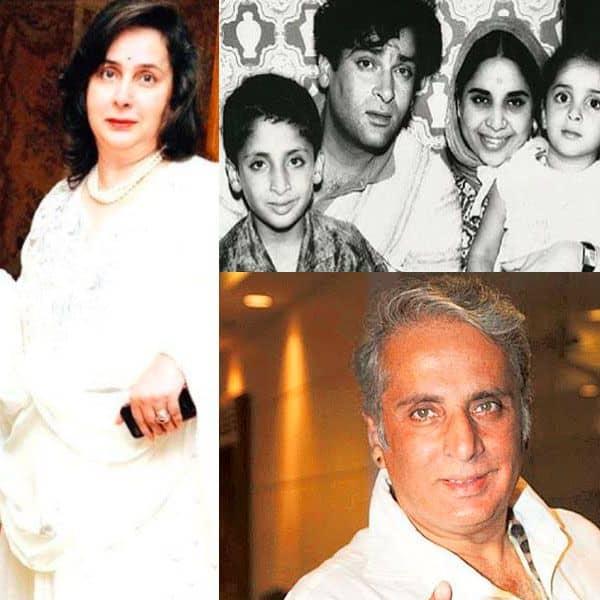 शम्मी कपूर (Shammi Kapoor) का परिवार