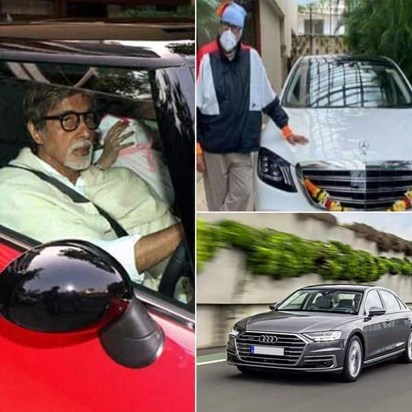 इन गाड़ियों के 'शहंशाह' हैं अमिताभ बच्चन (Amitabh Bachchan)