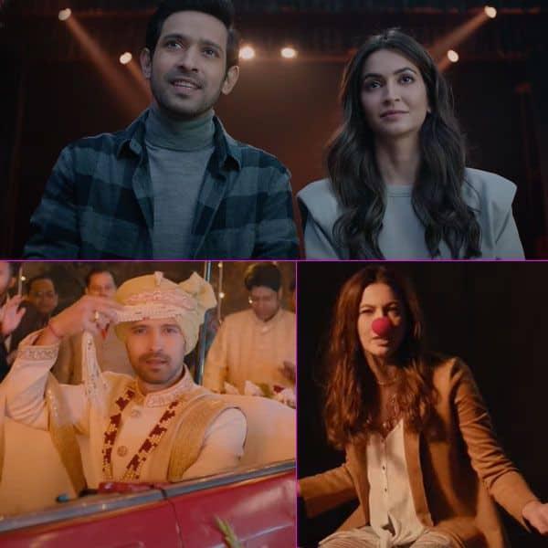 14 Phere Official Trailer: विक्रांत मैसी और कृति खरबंदा '14 फेरे' लेकर दर्शकों को करेंगे एंटरटेन? देखें वीडियो14 Phere Official Trailer: Vikrant Massey and Kriti Kharbanda starrer ...