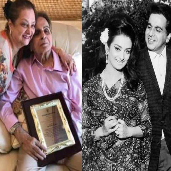 यूं शुरू हुई दिलीप कुमार-सायरा बानो की अमर प्रेम कहानी