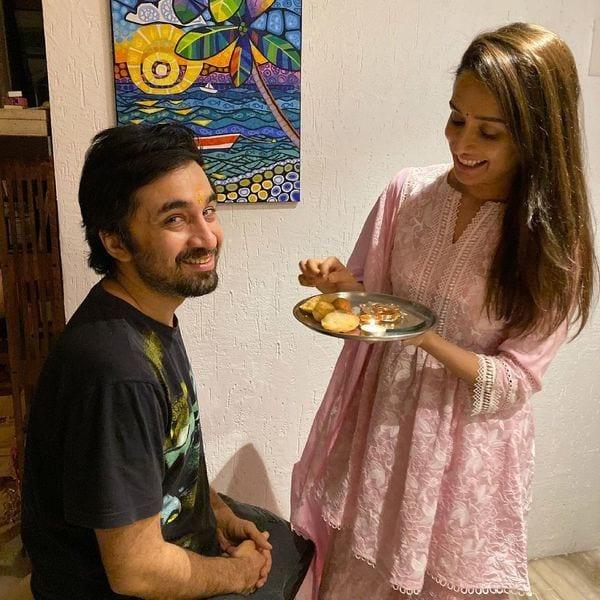Shraddha Kapoor celebrates brother Siddhanth Kapoor's birthday