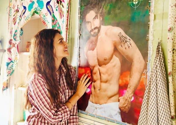 Kriti Sanon's birthday wish for Ranveer Singh