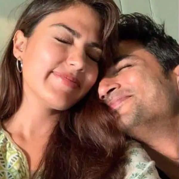सुशांत और रिया हर मौके पर जताते थे प्यार