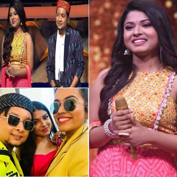 इंडियन आइडल 12 (Indian Idol 12) से सामने आया अरुणिता कांजीलाल (Arunita Kanjilal) का नया लुक