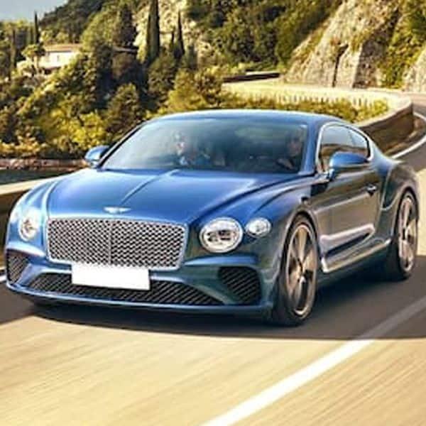 बेंटले कॉन्टिनेंटल जीटी (Bentley Continental GT)