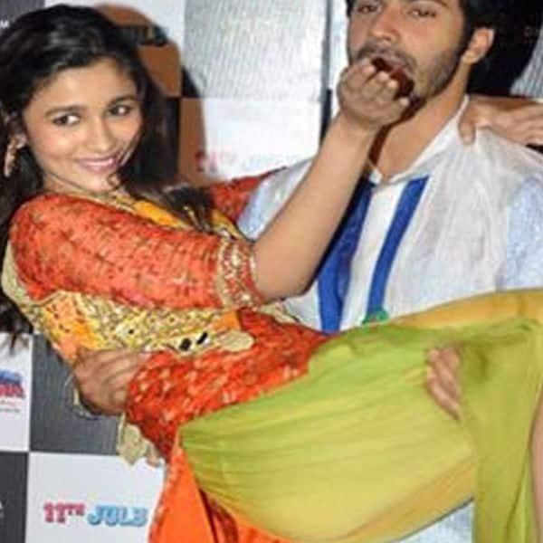 Varun Dhawan के कारण Alia Bhatt हुईं शिकार