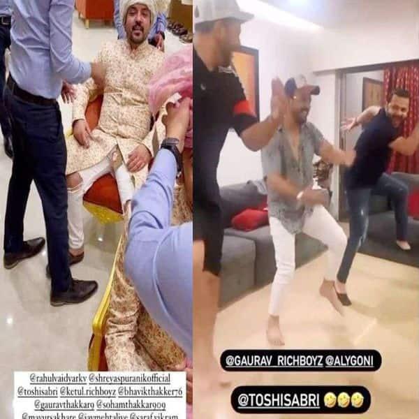 राहुल की शादी में धूम मचाएंगे उनके यार अनमुल्ले