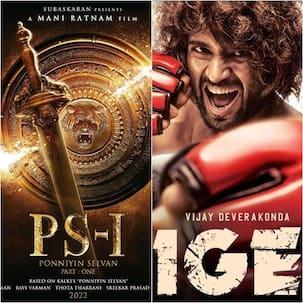 Trending South News Today: Aishwarya Rai Bachchan shares the first poster of Mani Ratnam's Ponniyin Selvan, Ram Gopal Varma REVIEWS Vijay Deverakonda's Liger and more