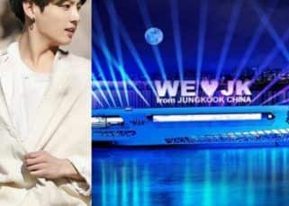 BTS: Jungkook becomes the first artist to have a themed cruise ship parade with illumination show – deets inside
