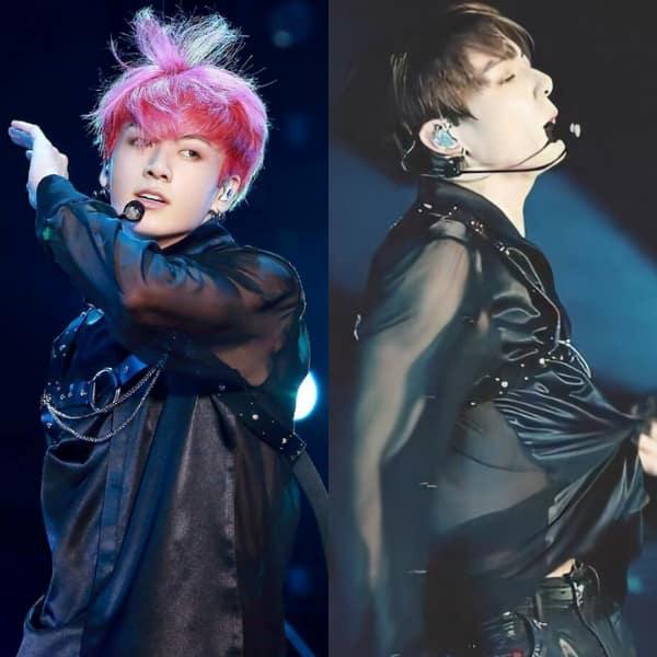 BTS' Jeon Jungkook