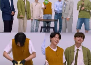 BTS: From Jimin putting 33 sticks of Butter in a bowl to V fitting 35 Tiny Tan figurines in his pants, the septet's appearance on Jimmy Fallon is entertaining and HILARIOUS – watch video