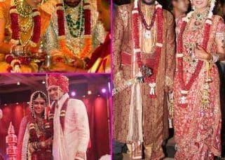Shilpa-Aishwarya ने शादी में पहने लाखों के लहंगे, कीमत जानकर कहोगे 'इतने में तो शादी हो जाए...'