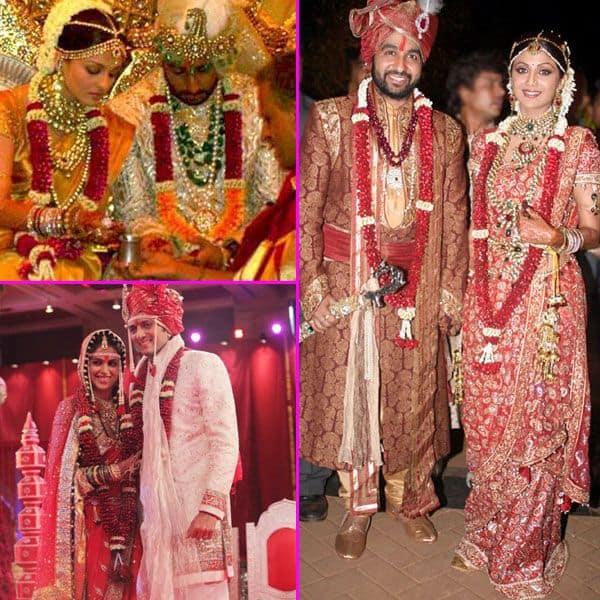 इन अदाकाराओं ने अपनी शादी में पहने सबसे महंगे लहंगे
