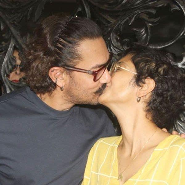 किरण राव और आमिर खान (Kiran Rao and Aamir Khan)