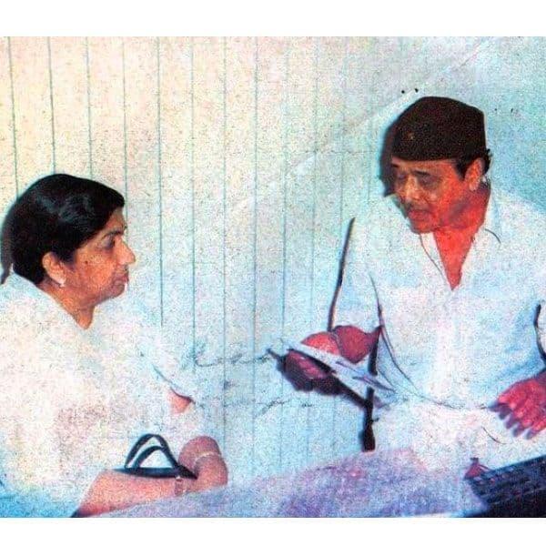 Lata Mangeshkar's alleged affair with Bhupen Hazarika leading to his divorce
