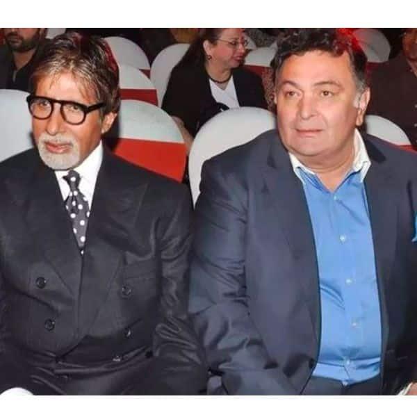 Rishi Kapoor denied Amitabh Bachchan his first Best Actor award