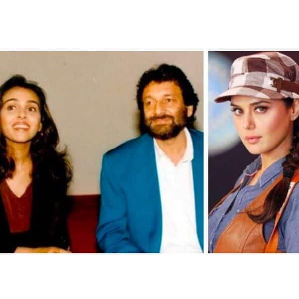 Director Shekhar Kapur's wife, actress Suchita Krishnamoorthy, labelling Preity Zinta a 'maneater'