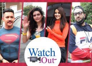 Indian Idol 12 फिनाले से पहले घूमते दिखे Aditya Narayan, इन टीवी स्टार्स को भी मीडिया ने किया स्पॉट