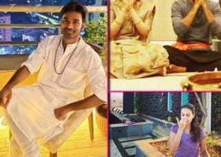 Happy Birthday Dhanush: चेन्नई में 18 करोड़ के इस आलीशान बंगले में रहते हैं Rajnikanth के दामाद, इनसाइड फोटोज उड़ा देंगी होश