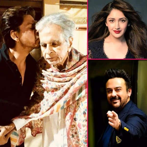 These celebs are related to the late legend Dilip Kumar