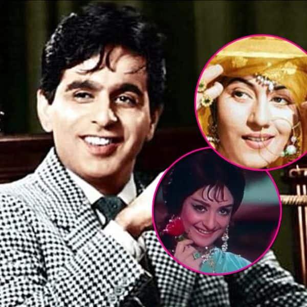 इन 5 हसीनाओं संग रहे थे दिलीप कुमार के रिश्ते