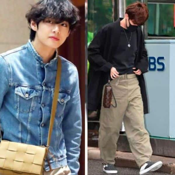 BTS and bags
