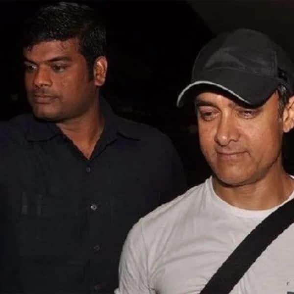Aamir Khan's bodyguard Yuvraj Ghorpade