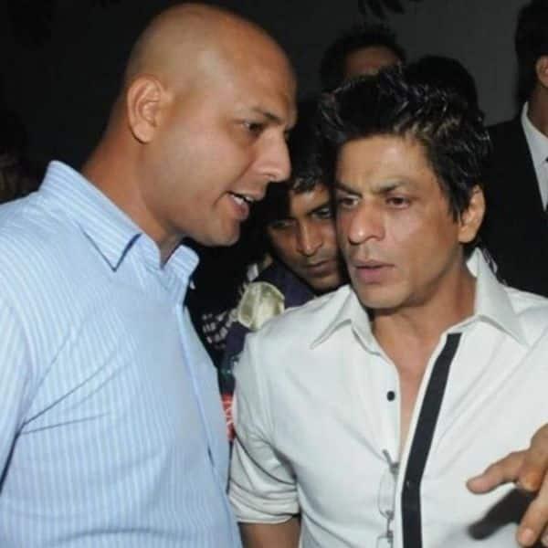 Shah Rukh Khan's bodyguard Ravi Singh