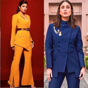 From Shilpa Shetty Kundra to Kareena Kapoor Khan: Try out these 7 pantsuit styles inspired by our Bollywood hotties