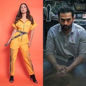 Trending OTT News Today: Hina Khan expresses excitement and concerns about Karan Johar's Bigg Boss 15 OTT, Prithviraj Sukumaran's Kuruthi poster, release date out and more