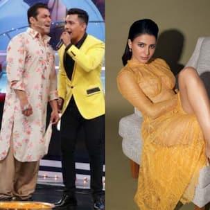Trending OTT News Today: Aditya Narayan reacts to Salman Khan not hosting Bigg Boss 15 OTT, The Family Man 2 actress Samantha Akkineni reviews Kriti Sanon's Mimi and more