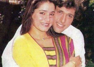 Govinda REVEALS why he couldn't shoot romantic scenes with Neelam Kothari in his first film Ilzaam